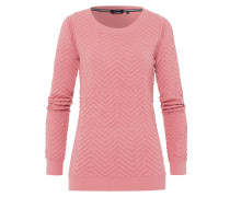 Pullover Atrapeze pink