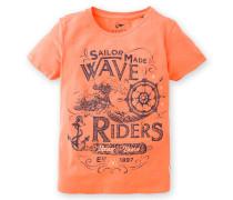 T-Shirt Prop Boys orange Jungen
