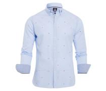 Hemd Bonsen 2 blau