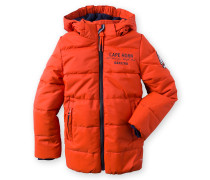 Winterjacke Shoreliner Boys orange Jungen