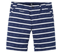 Shorts Deck Chino blau