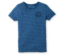 T-Shirt Waterway Boys blau Jungen