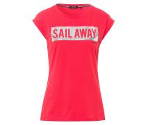 T-Shirt Aquatic pink