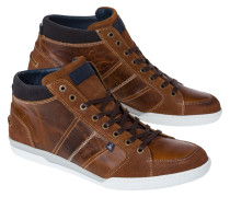 Sneaker Spin Mid braun