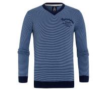 Pullover Embargo blau