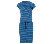 Kleid Ant blau