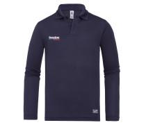 Rugby Shirt Riva blau