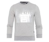 Sweatshirt Privateer grau