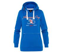 Hoodie America's Cup blau