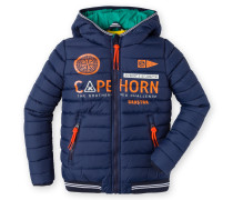 Steppjacke Tell Tale Boys blau Jungen