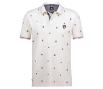 Poloshirt Jetsam 2 weiß