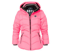 Steppjacke Davy Jones pink