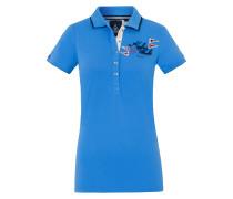 Kieler Woche Poloshirt Karola blau