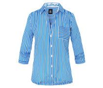 Bluse Garboard blau
