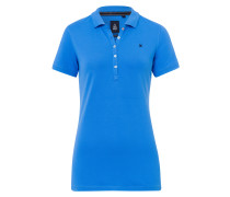 Poloshirt Royal Sea blau