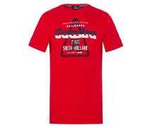 T-Shirt Amphir rot