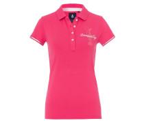 Poloshirt America's Cup pink