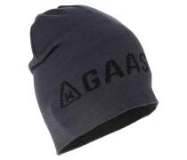 Mütze Even blau