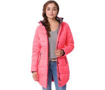 Wintermantel Chute pink