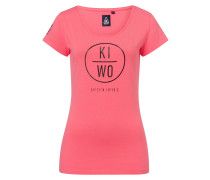 Kieler Woche T-Shirt Kaly rot