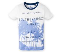T-Shirt Way Boys weiß Jungen