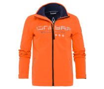 Softshelljacke Iceland orange