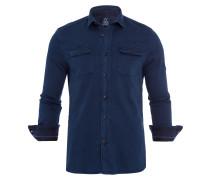 Hemd Bonnet blau