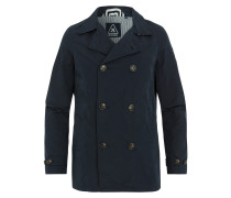 Mantel Longbow blau