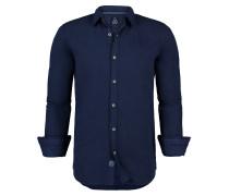 Hemd Bolke blau