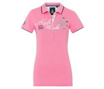 Kieler Woche Poloshirt Kamilla pink
