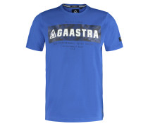 T-Shirt Puff blau