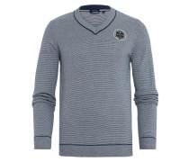 Pullover Jean Bart blau