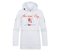 Hoodie America's Cup weiß