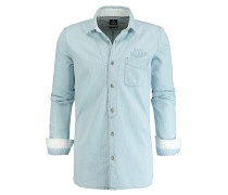 Hemd Baaf blau