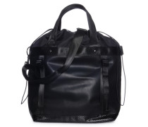 Tasche, schwarz, Herren