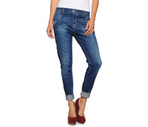 Jeans Miniak blau