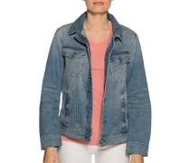 Jeans 3301 Jeansjacke blau