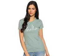 T-Shirt, Grün, Damen