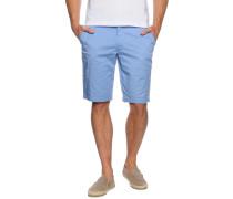Shorts, blau, Herren