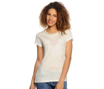 T-Shirt, Beige, Damen