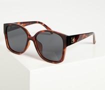 Sonnenbrille cognac