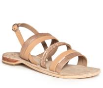 Sandalen nude