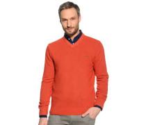 Pullover, Orange, Herren