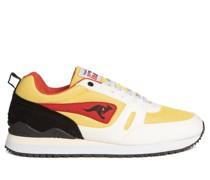 Sneaker offwhite/gelb
