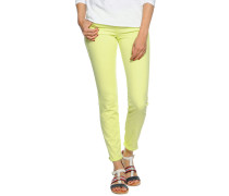 7/8 Jeggings, lime, Damen