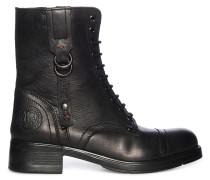 Stiefel, schwarz, Damen