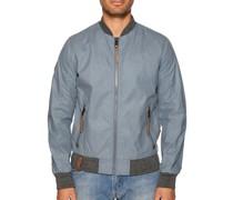 Jacke blau/grau