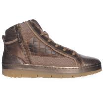 Sneaker, bronze, Damen