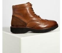 Business Boots cognac