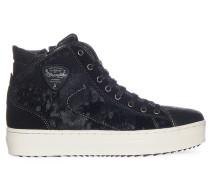 Sneaker Mid Cut, Schwarz, Damen